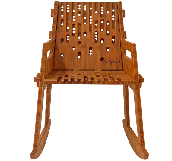 Stupendous Wedgewood Rocking Chair Customarchery Wood Chair Design Ideas Customarcherynet